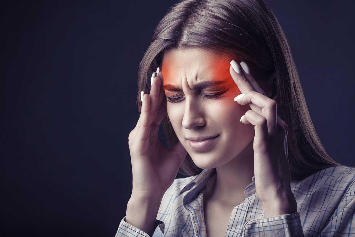 Kopfschmerzen können extrem lästig sein