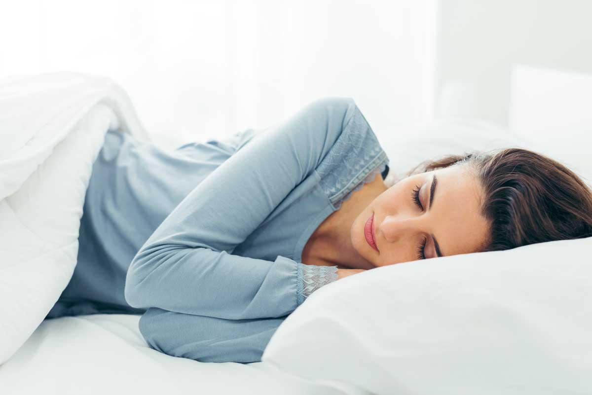 Zuviel Schlaf ist auch ungesund