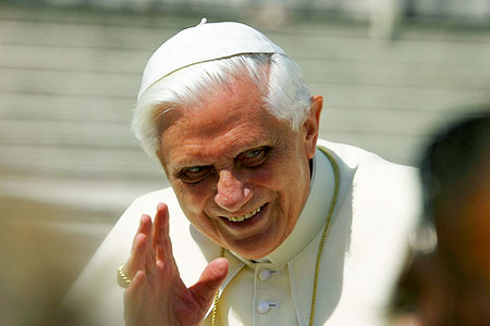 Papst Benedikt XVI. (Foto: Gregor69 | Dreamstime.com)