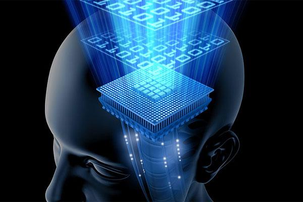 Wird das Gehirn durch einen Chip ersetzt?