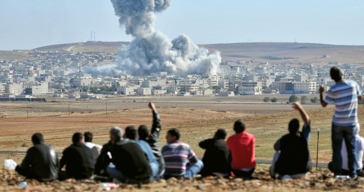 US-Luftangriff auf Kobane