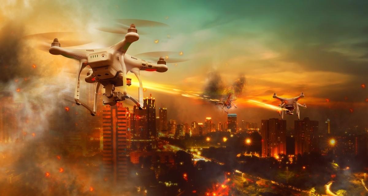 Der IS setzt auch auf Drohnen