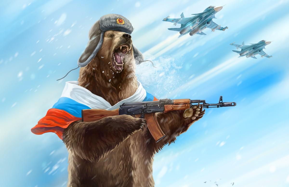 Russland wird militärisch zunehmend aktiver