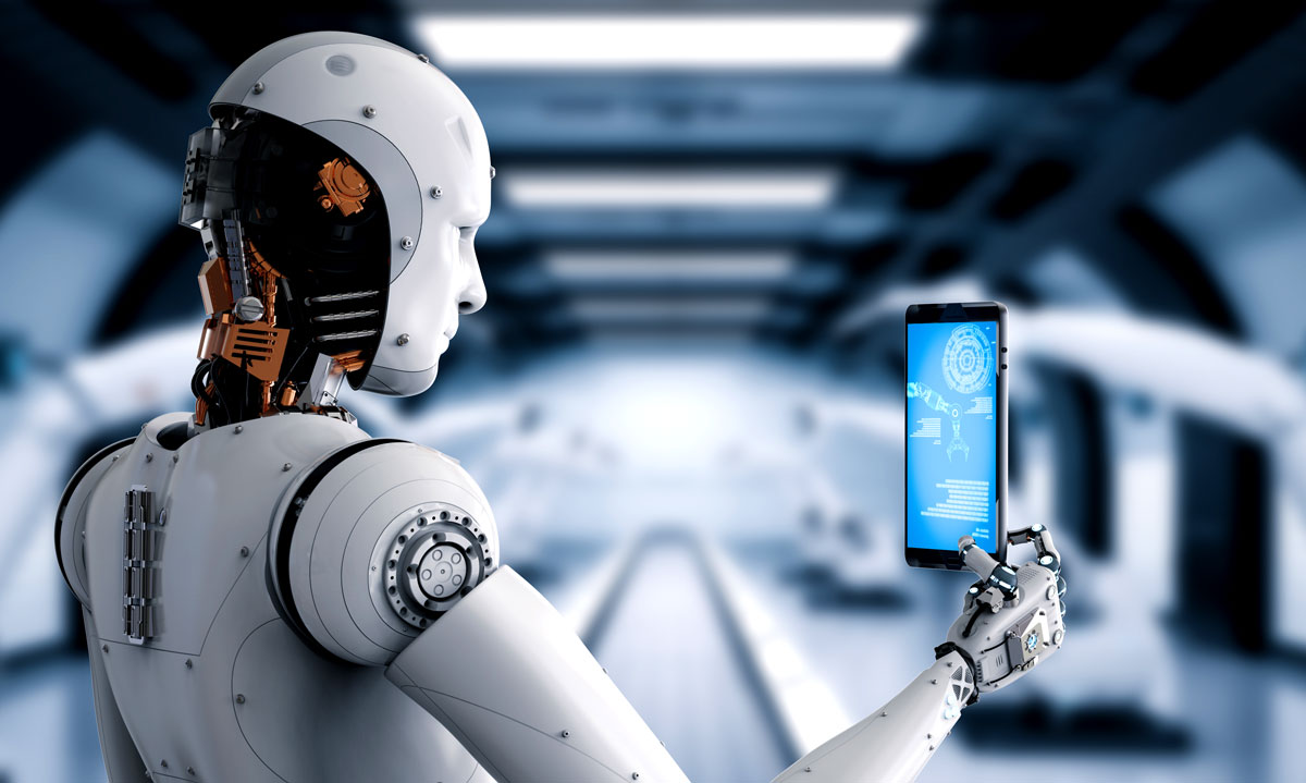 Bedrohen Roboter unsere Arbeitsplätze?