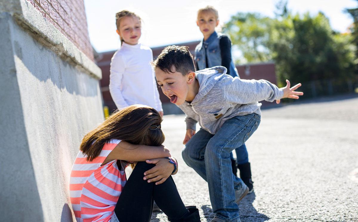 Haben deutsche Schulen ein Gewaltproblem?