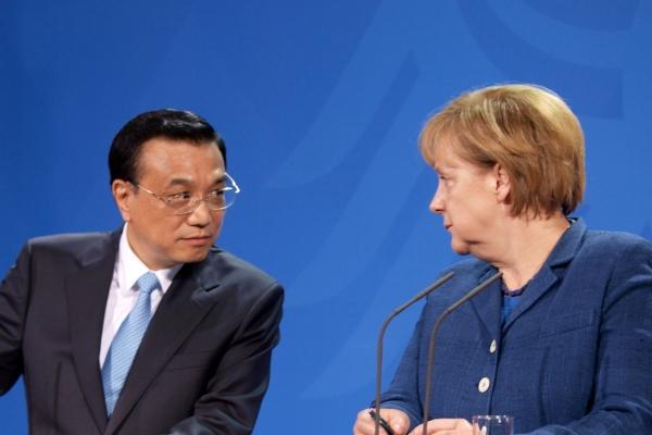 Li Keqiang und Angela Merkel am 26.05.2013 in Berlin, über dts Nachrichtenagentur