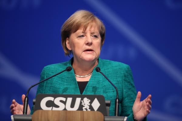 Angela Merkel bei der CSU, über dts Nachrichtenagentur