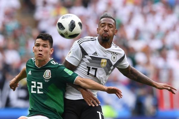 Deutschland - Mexiko am 17.06.2018, Markus Ulmer/Pressefoto Ulmer, über dts Nachrichtenagentur