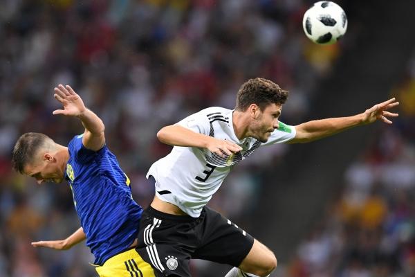 Deutschland-Schweden 23.6.18, Markus Ulmer/Pressefoto Ulmer, über dts Nachrichtenagentur