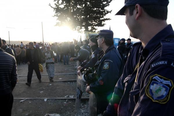 Flüchtlinge in Griechenland, über dts Nachrichtenagentur