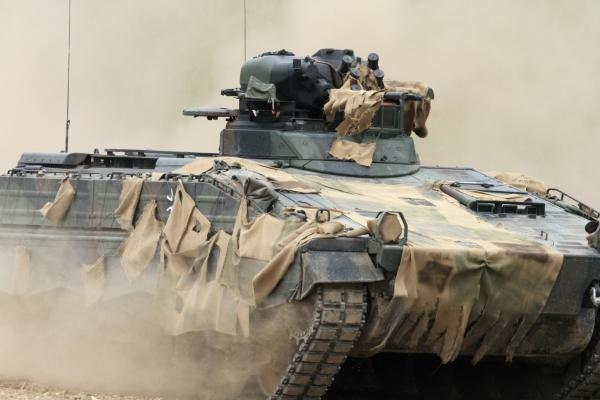 Bundeswehr-Panzer