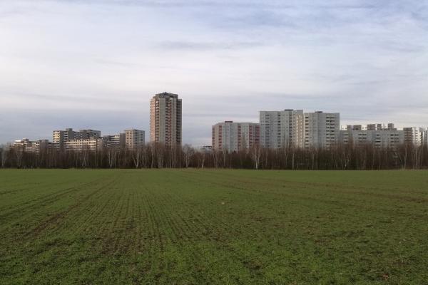Hochhaussiedlung Gropiusstadt in Berlin-Neukölln, über dts Nachrichtenagentur