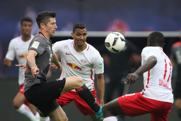 RB Leipzig - FC Bayern am 13.05.2017, über dts Nachrichtenagentur