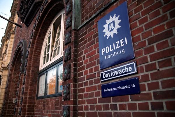 Polizei in Hamburg, über dts Nachrichtenagentur