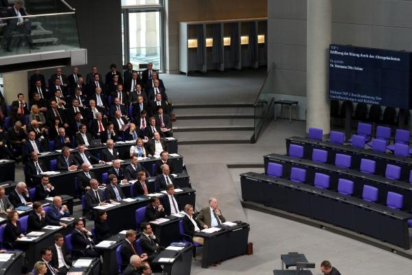 AfD-Bundestagsfraktion, über dts Nachrichtenagentur