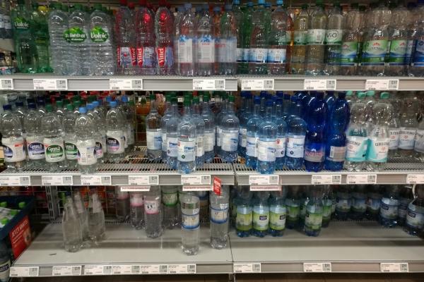 Wasserflaschen, über dts Nachrichtenagentur