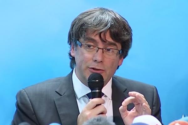 Carles Puigdemont, über dts Nachrichtenagentur