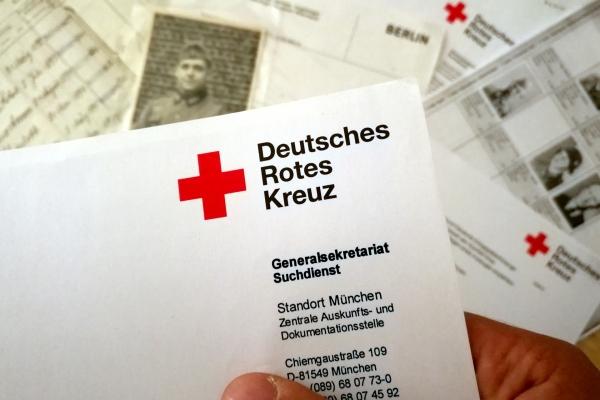 DRK-Suchdienst, über dts Nachrichtenagentur