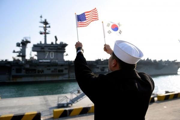 US-Army in Südkorea, Jermaine Ralliford, über dts Nachrichtenagentur