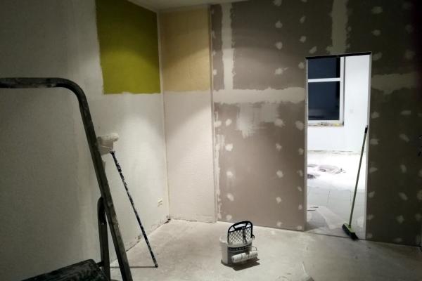 Umbau einer Wohnung, über dts Nachrichtenagentur