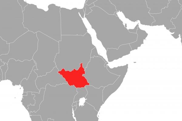 Südsudan, über dts Nachrichtenagentur