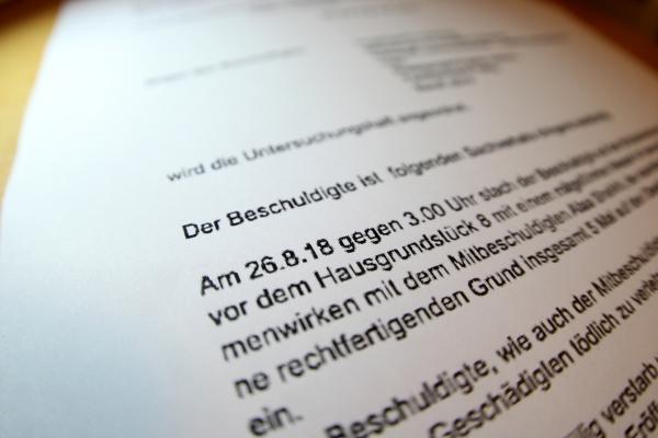 Haftbefehl nach Messer-Attacke in Chemnitz, über dts Nachrichtenagentur