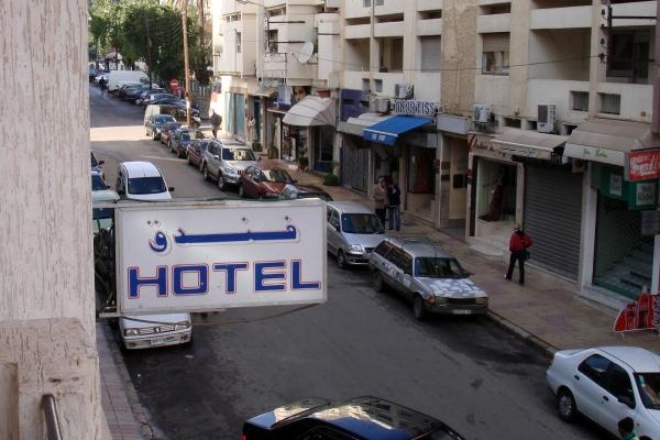 Hotel in Marokko, über dts Nachrichtenagentur