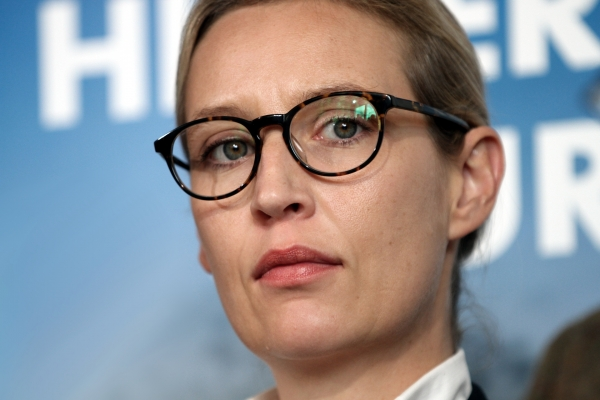 Alice Weidel, über dts Nachrichtenagentur