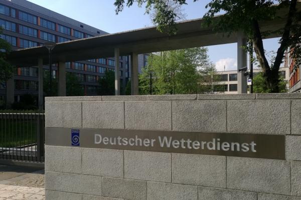Deutscher Wetterdienst, über dts Nachrichtenagentur