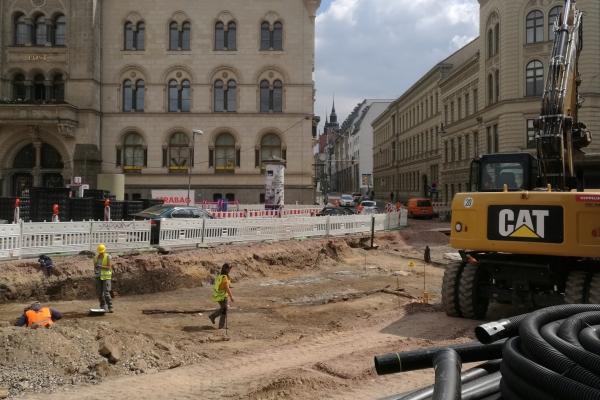 Straßenbau, über dts Nachrichtenagentur