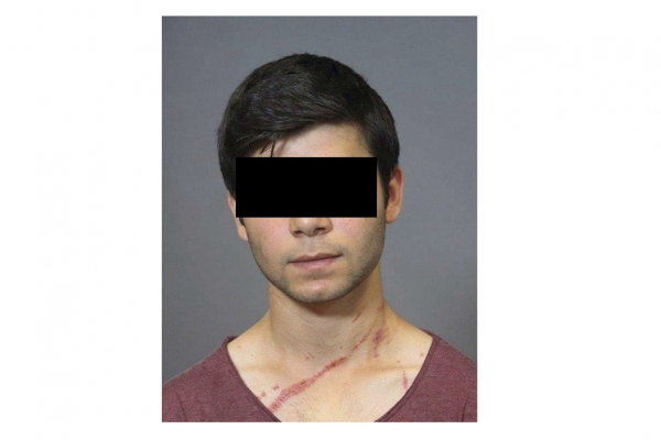 Fahndungsfoto nach 3. Tatverdächtigem von Chemnitz, Polizei Sachsen,  Text: über dts Nachrichtenagentur