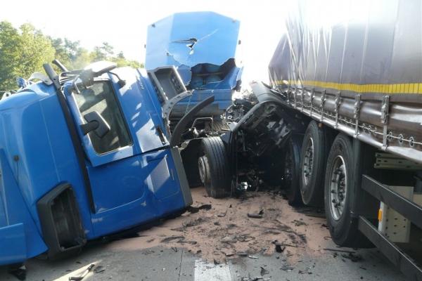 Unfall auf A9, Polizeidirektion Sachsen-Anhalt Nord,  Text: über dts Nachrichtenagentur