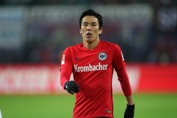 Makoto Hasebe (Eintracht Frankfurt), über dts Nachrichtenagentur