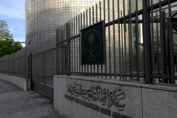 Botschaft von Saudi-Arabien in Deutschland, über dts Nachrichtenagentur