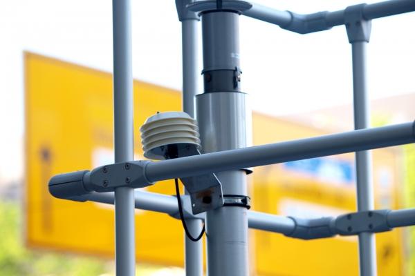 Luft-Messstation, über dts Nachrichtenagentur