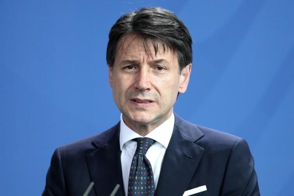 Giuseppe Conte, über dts Nachrichtenagentur