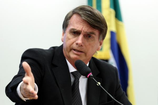 Jair Bolsonaro, Rodrigues Pozzebom/Agencia Brasil, Lizenztext: dts-news.de/cc-by