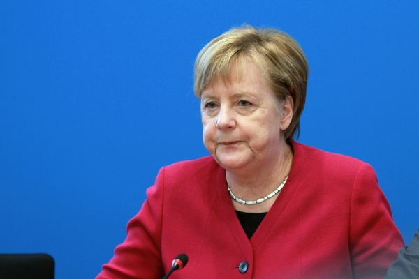 Angela Merkel am 29.10.2018, über dts Nachrichtenagentur