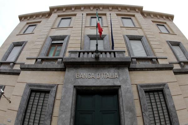 Italienische Zentralbank Banca d`Italia, über dts Nachrichtenagentur