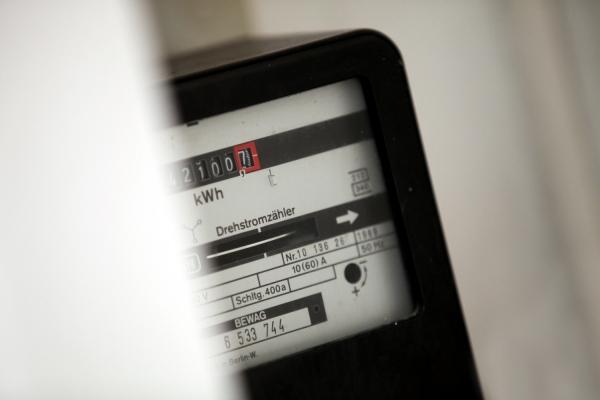 Stromzähler, über dts Nachrichtenagentur