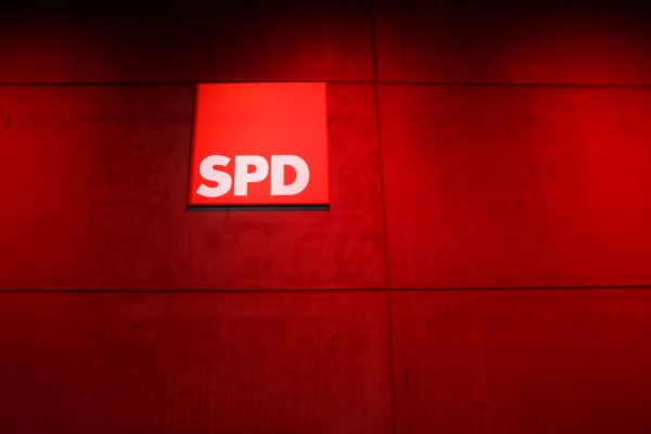 SPD-Logo, über dts Nachrichtenagentur