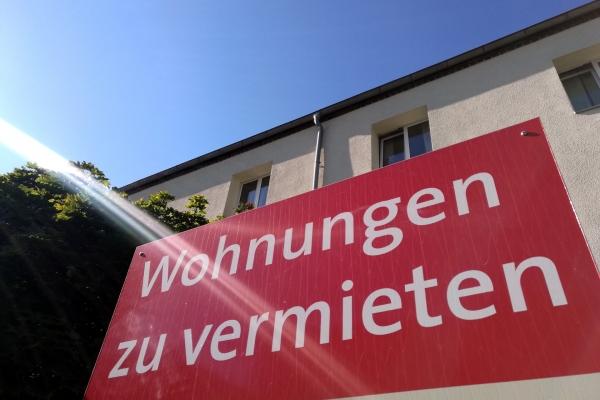Mietwohnungen, über dts Nachrichtenagentur