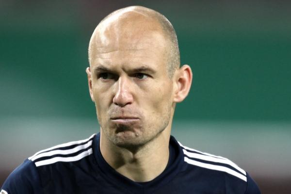 Arjen Robben (FC Bayern), über dts Nachrichtenagentur