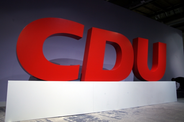 CDU-Logo, über dts Nachrichtenagentur