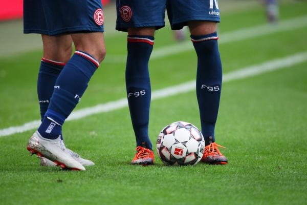 Spieler von Fortuna Düsseldorf, über dts Nachrichtenagentur
