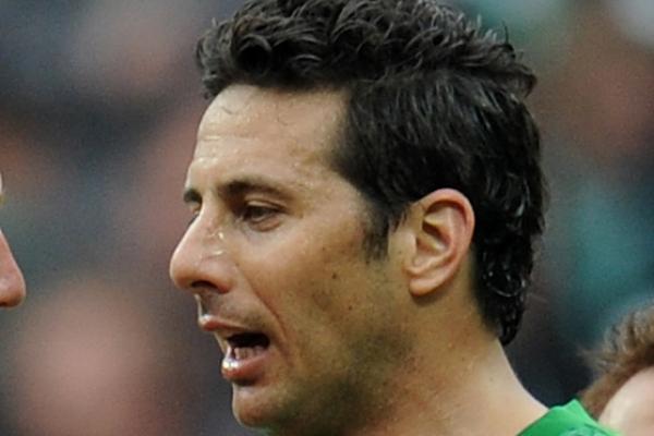 Claudio Pizarro (Werder Bremen), Pressefoto Ulmer, über dts Nachrichtenagentur