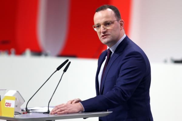 Jens Spahn am 07.12.2018, über dts Nachrichtenagentur