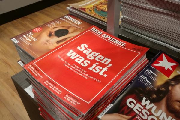 Spiegel-Hefte, über dts Nachrichtenagentur