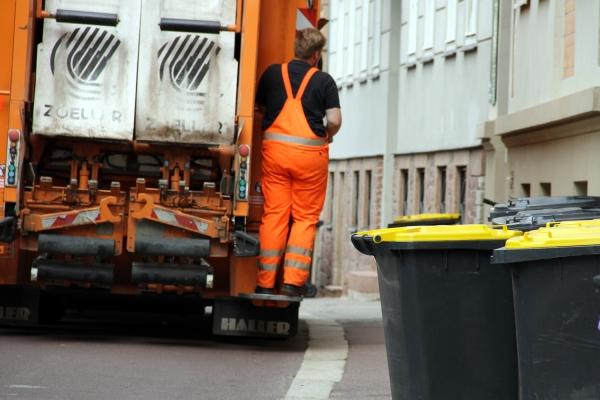 Müllabfuhr, über dts Nachrichtenagentur