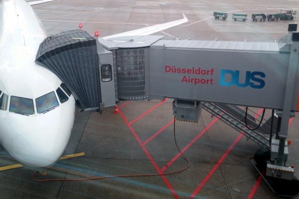 Flughafen Düsseldorf, über dts Nachrichtenagentur